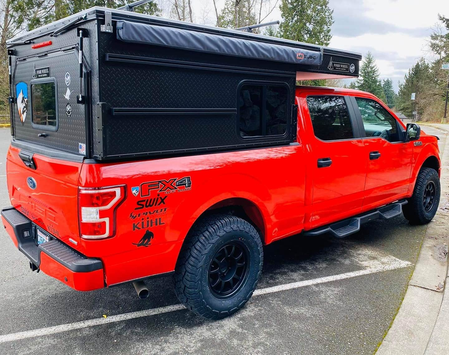 The Lightweight Pop Top Truck Camper Revolution Gearjunkie