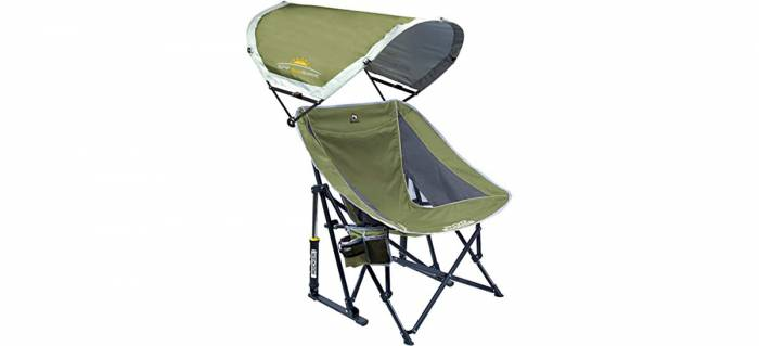 GCI Pod Rocker Camp Chair - unique gifts for mom