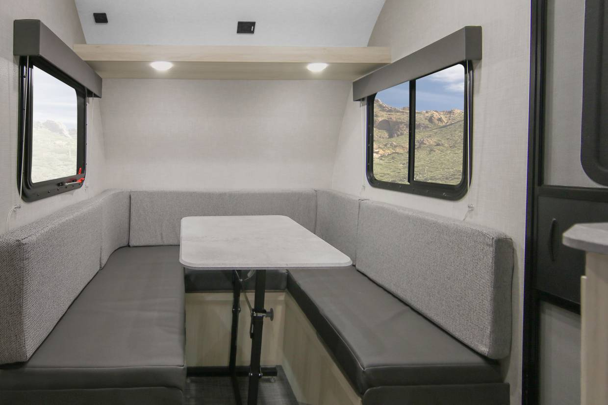 Winnebago HIKE Dinette