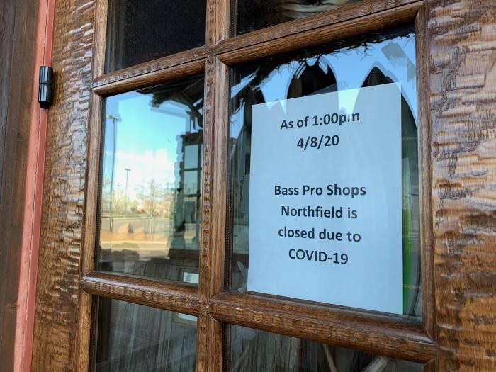 Bass Pro Shops Coronavirus