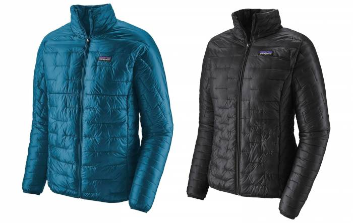 Patagonia Micro Puff Insulated Jacket On Sale