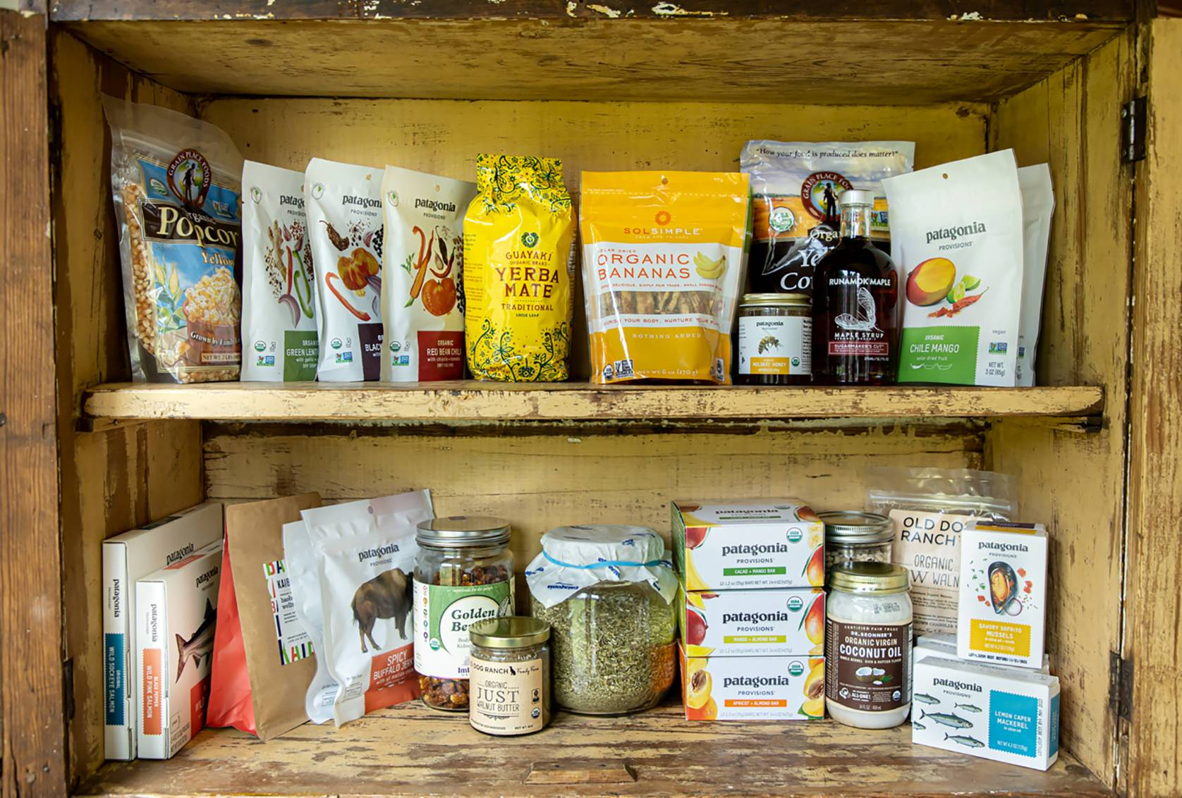 Patagonia Provisions new marketplace pantry