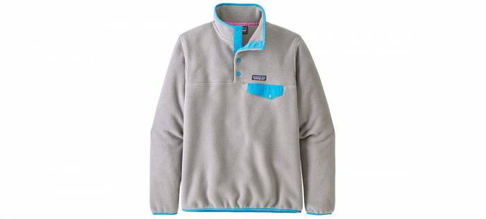 Patagonia Synchilla Lightweight Snap T