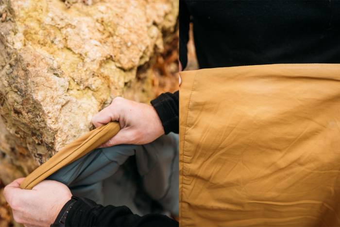 Testing the Durability of the Arcteryx Proton Lt Hoody Jacket for the GearJunkie Review