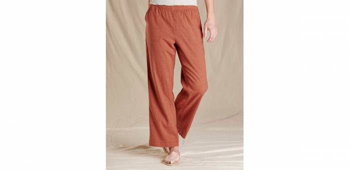 Toad & Co Taj Hemp Pants