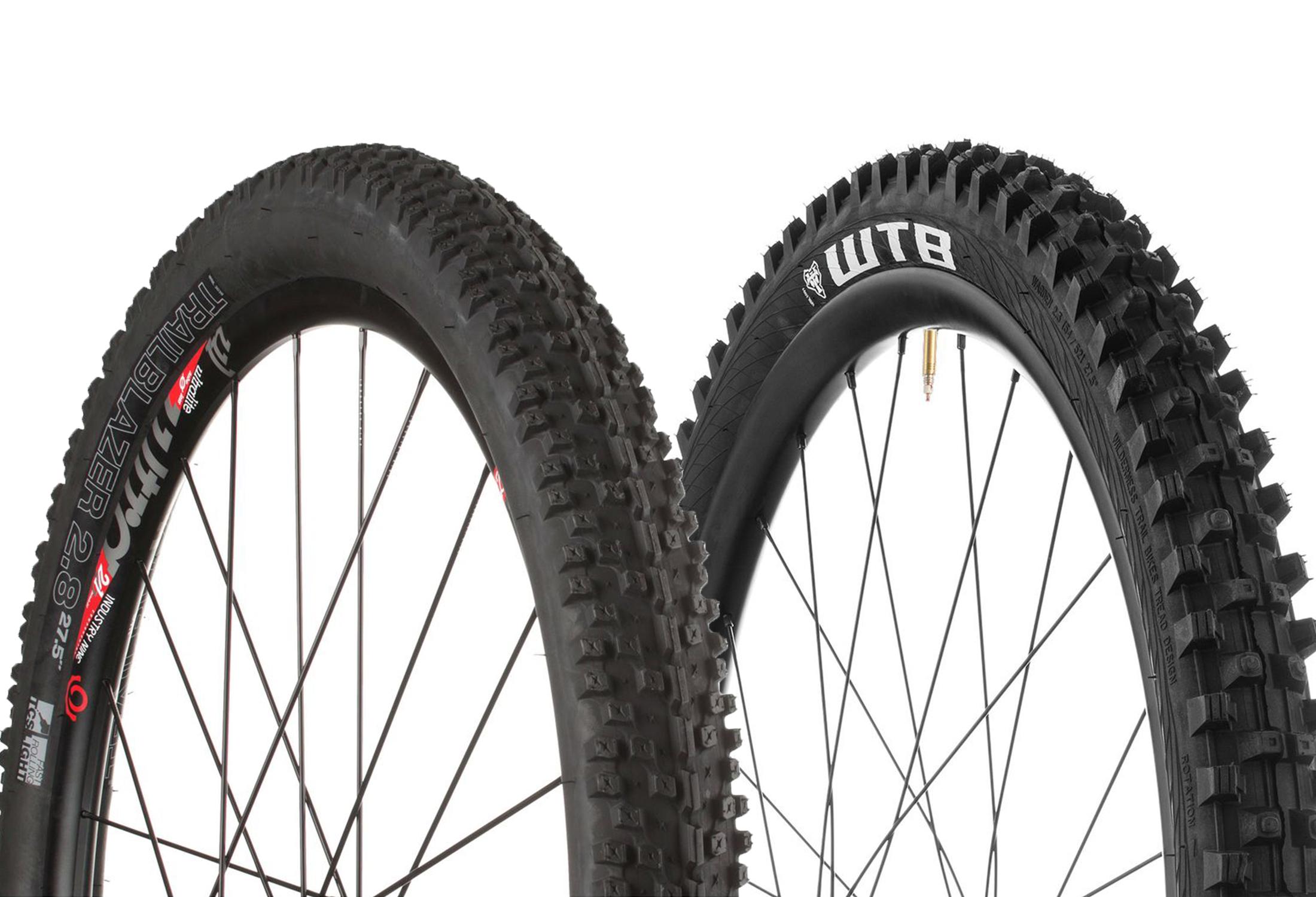 WTB trail enduro tires