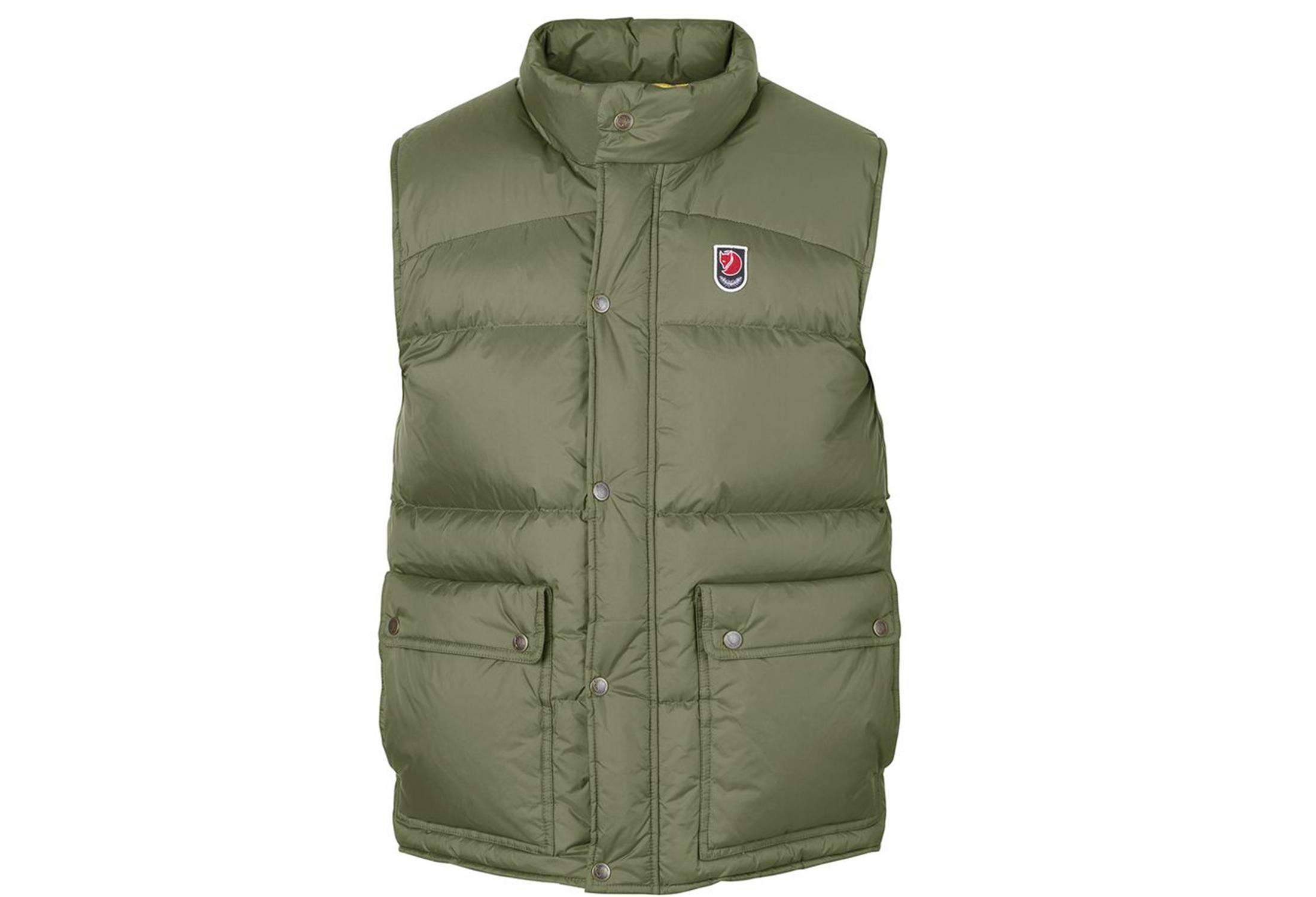 fjallraven down vest