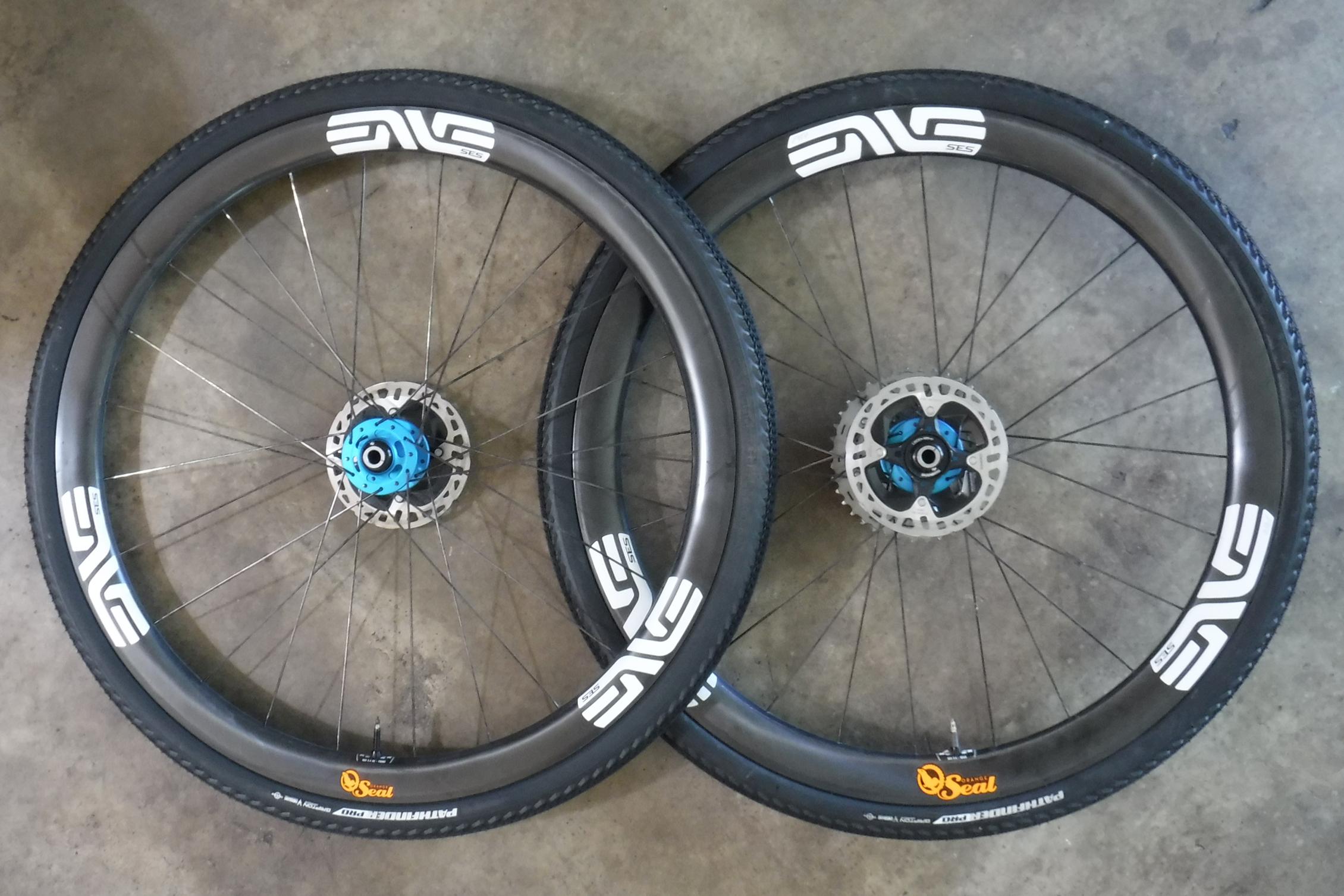 ENVE Composites 3.4AR wheels
