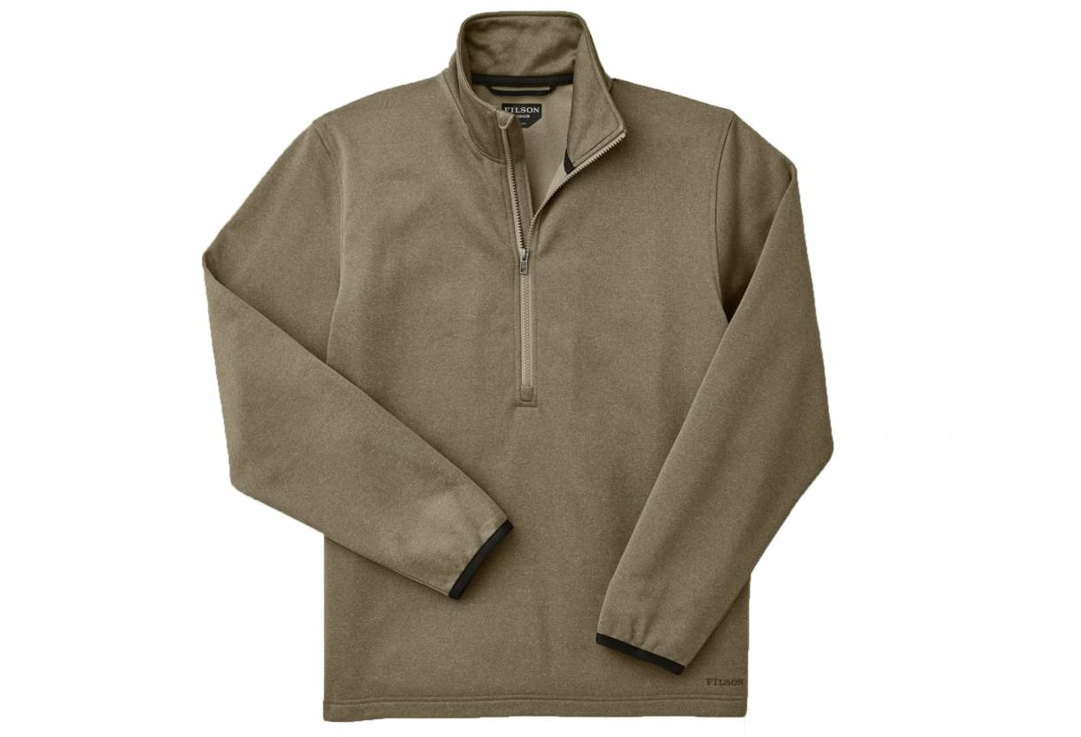 Filson fleece pullover