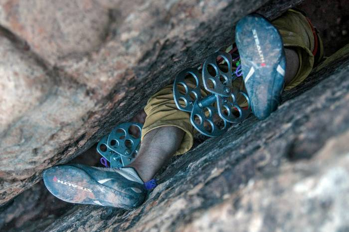 Five Ten Grandstone Climbing Shoe Review