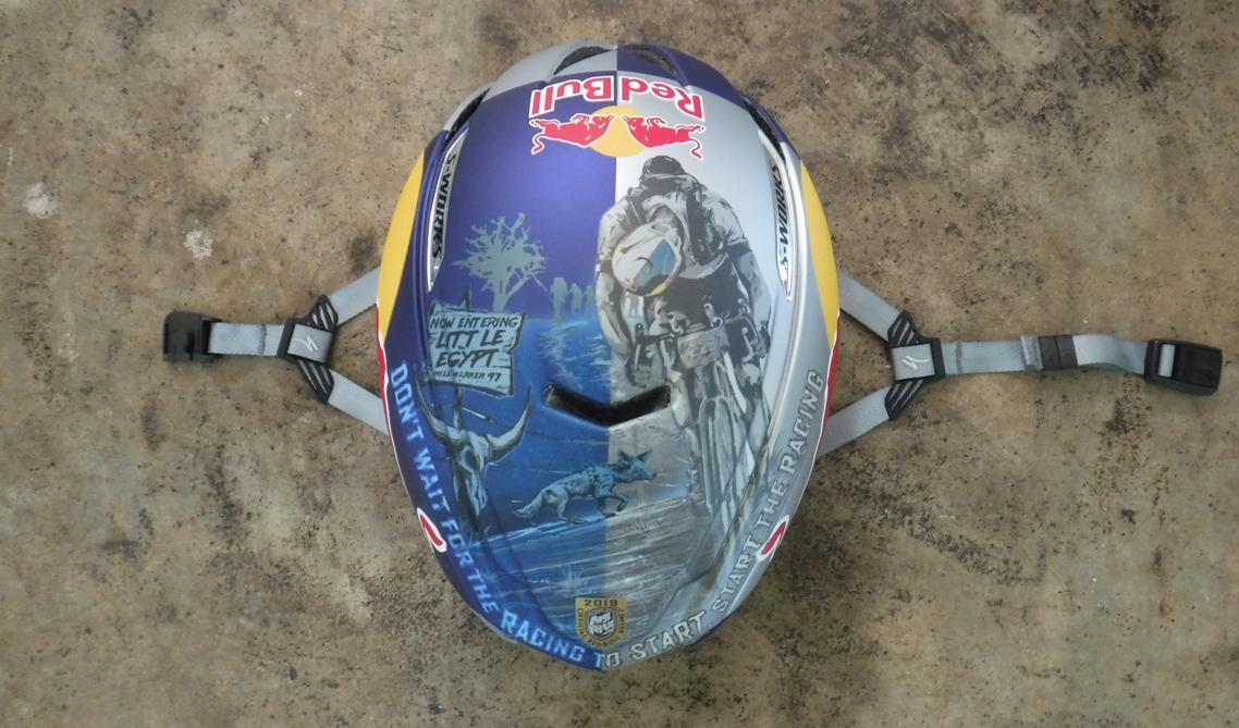 Specialized Evade Aero helmet