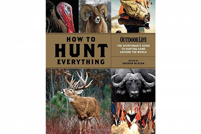 'How to Hunt Everything' by Andrew McKean