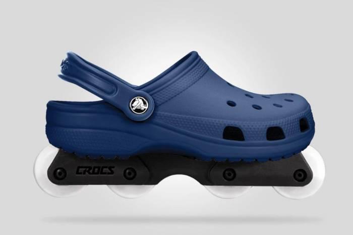 roller crocs skandals