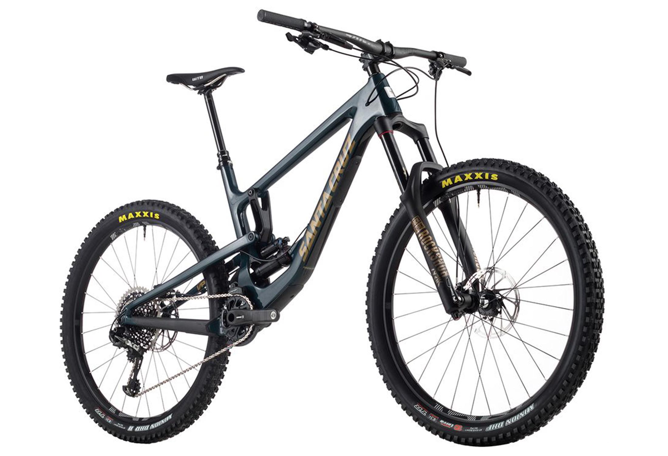 santa cruz nomad carbon cc x01 bike