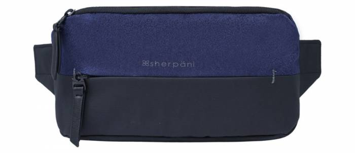 sherpani RFID hip pack for travel