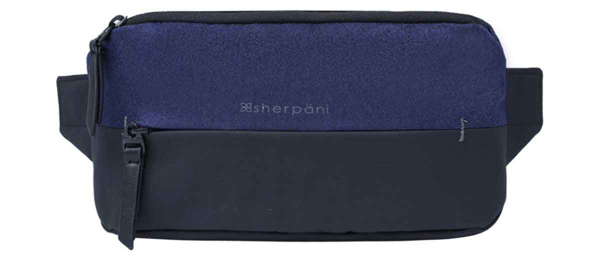 sherpani RFID hip pack for travel