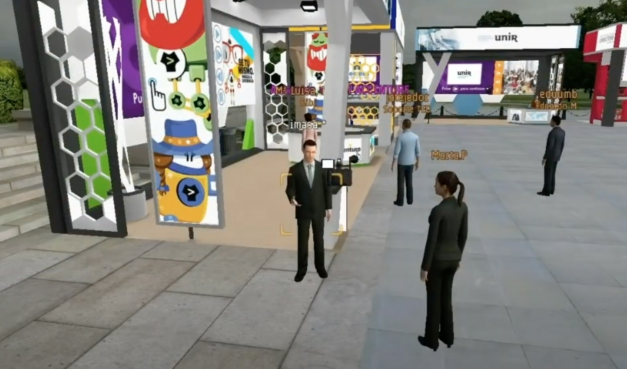 thin air virtual trade show