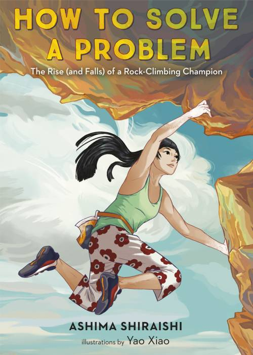 How to Solve a Problem book by Ashima Shiraishi