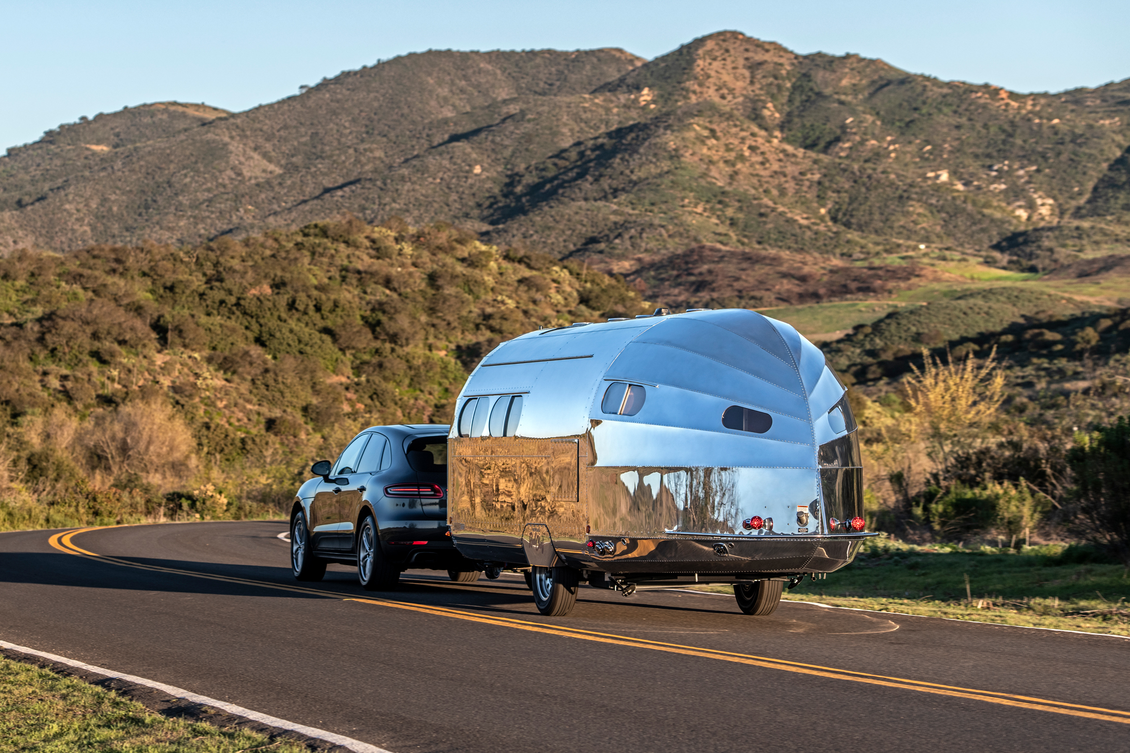 Bowlus Road Chief Endless Highways Performance Edition trailer