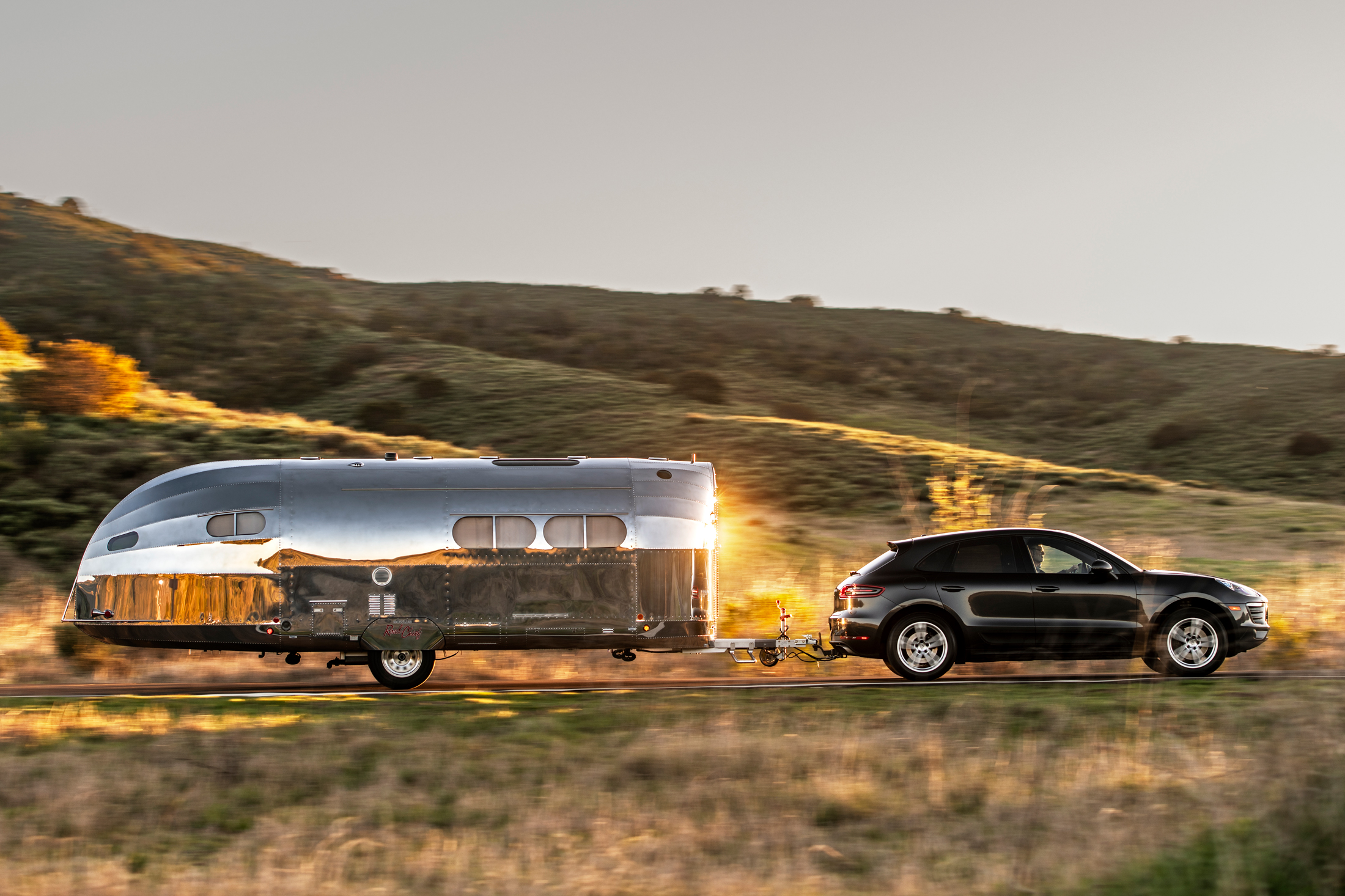 Yacht on Wheels: Bowlus Road Chief Endless Highways Performance Edition Trailer | GearJunkie