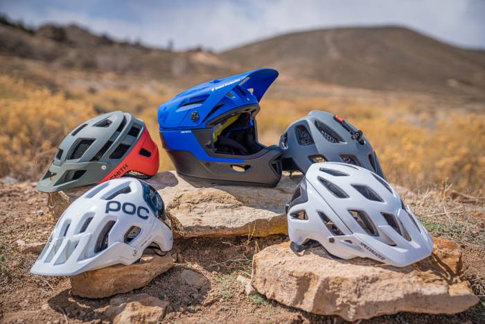 Comparing the Best Mountain Bike Helmets
