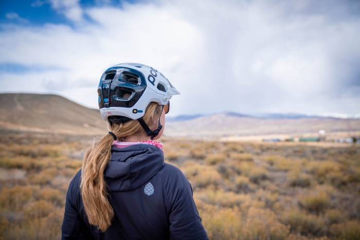 Testing Mountain Bike Helmets