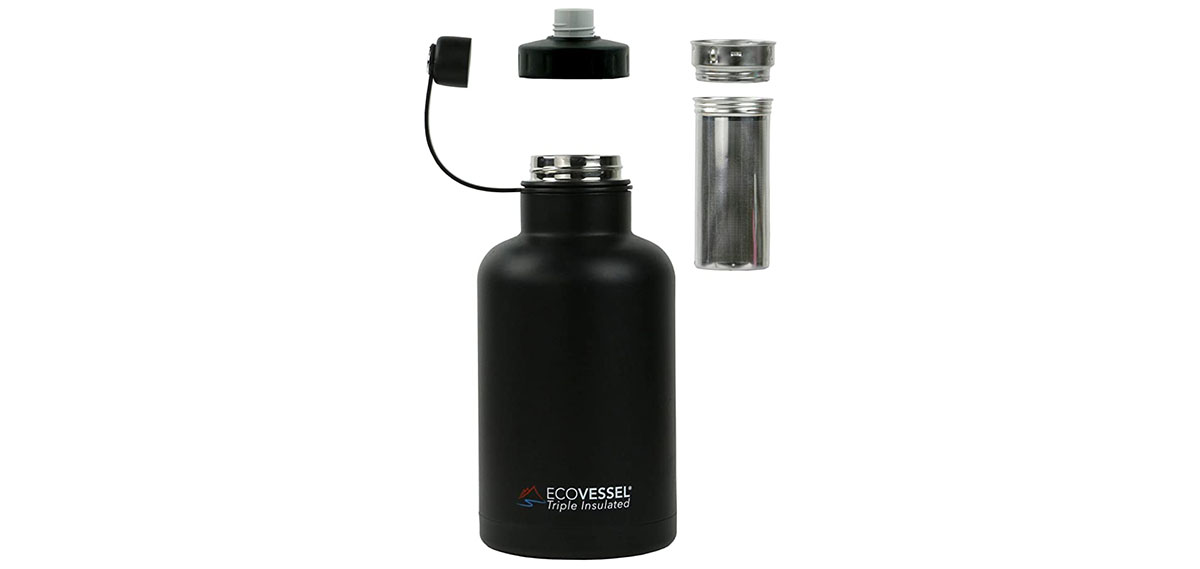 EcoVessel Growler