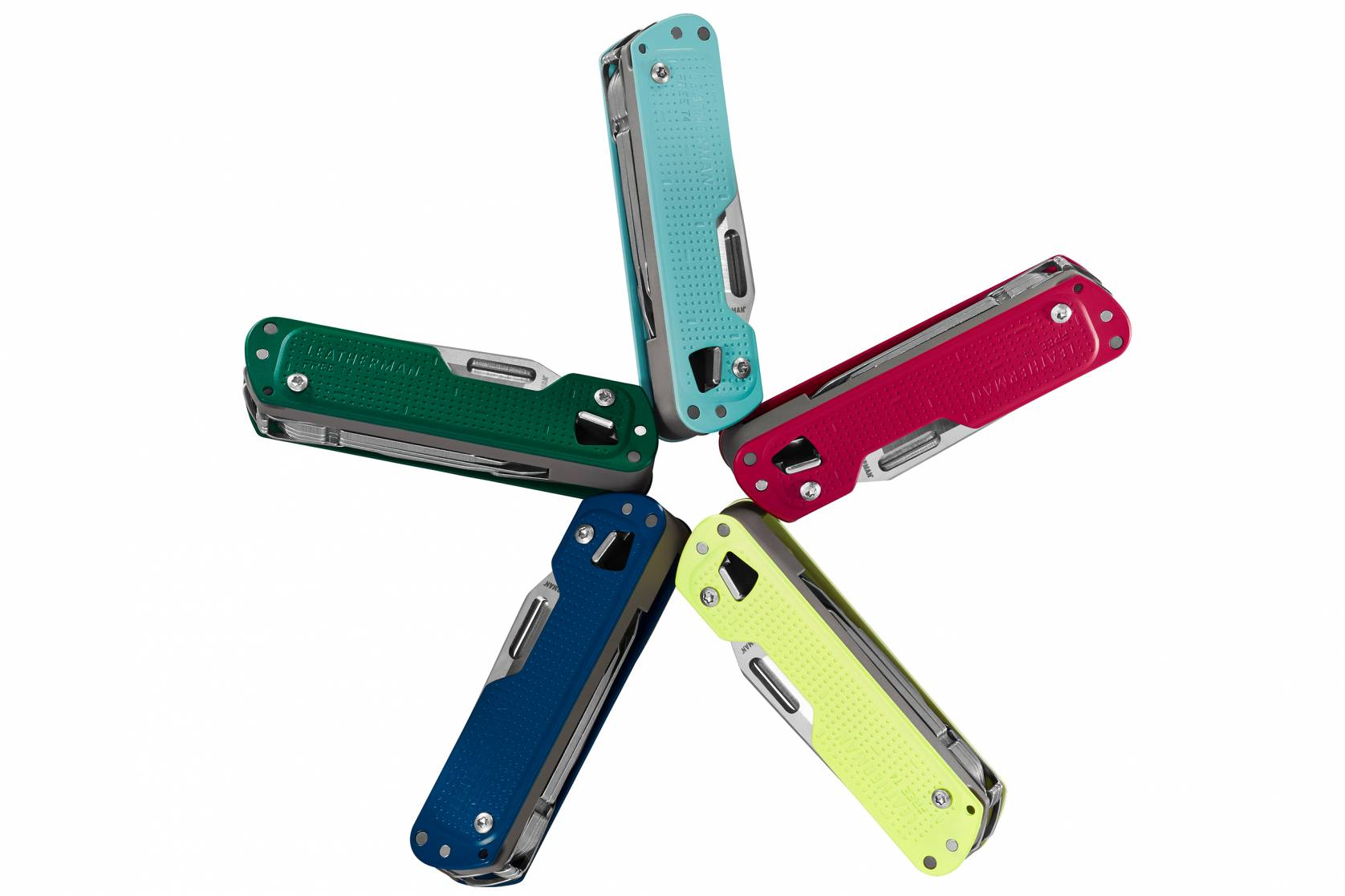 Leatherman Free T4 new colors