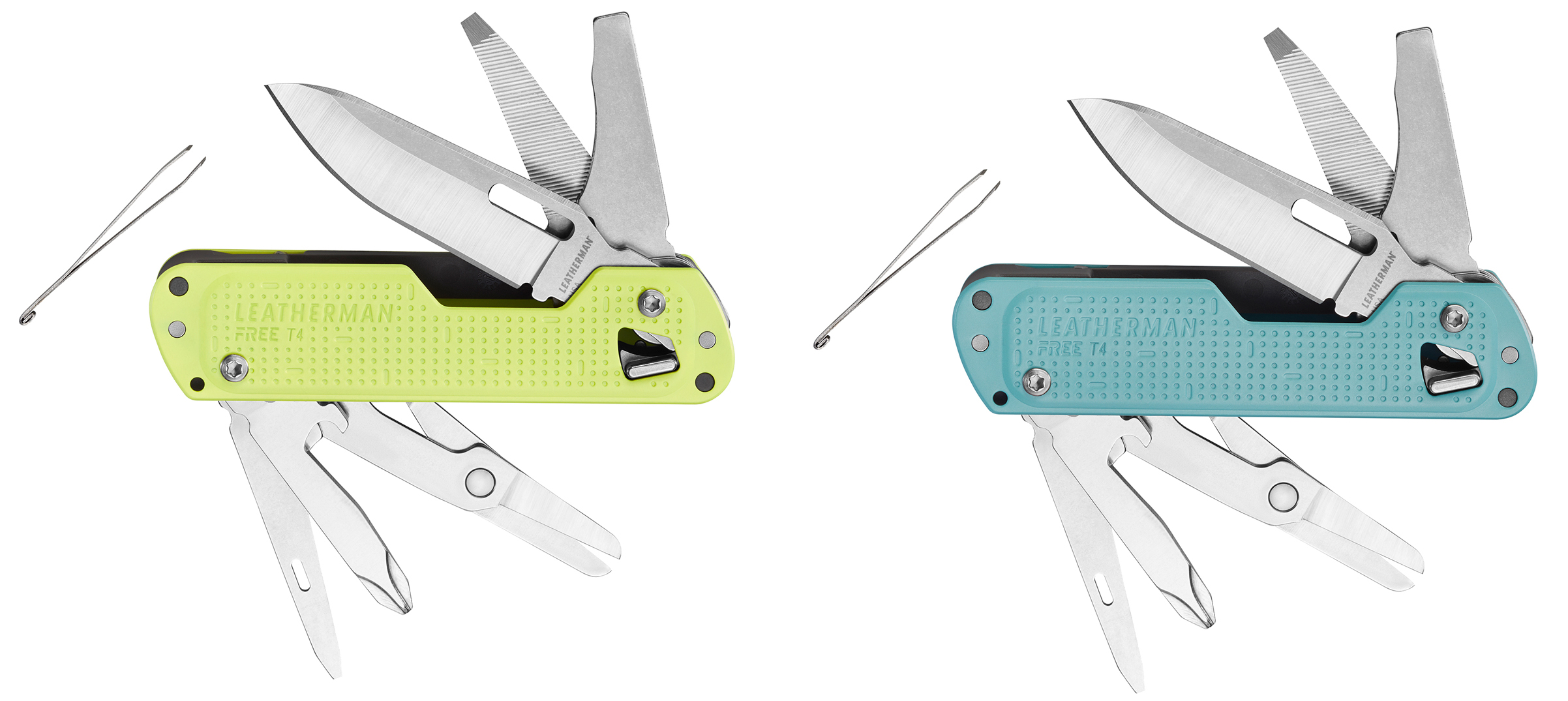 Leatherman Free T4 Lunar Arctic colors
