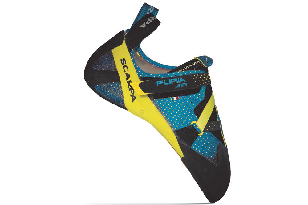 Scarpa Furia Air climbing shoe