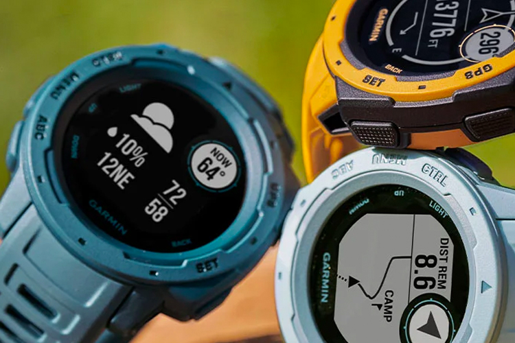 Garmin Instinct Adventure Watch Sale