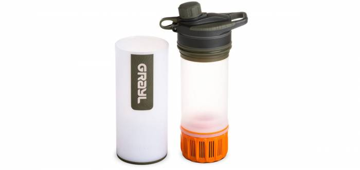 GraylWaterpressBottle