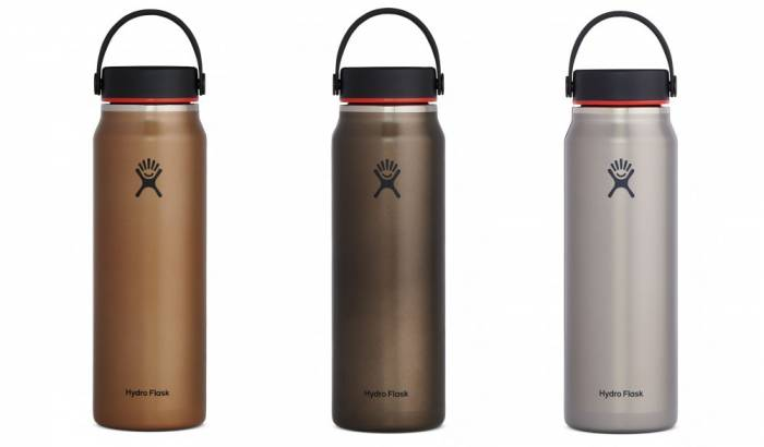 Hydro Flask Trail Collection Bottles