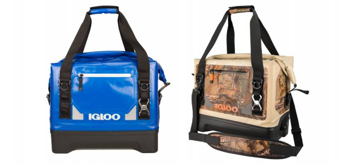 Igloo Sportsman Softsided Coolers