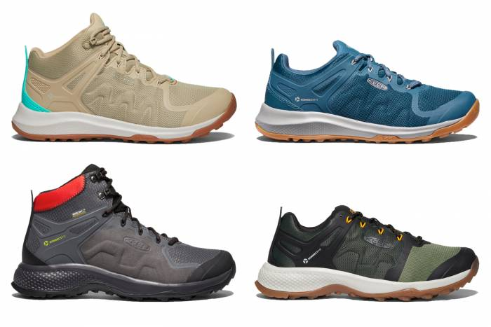KEEN Explore Shoes and Boots Sale
