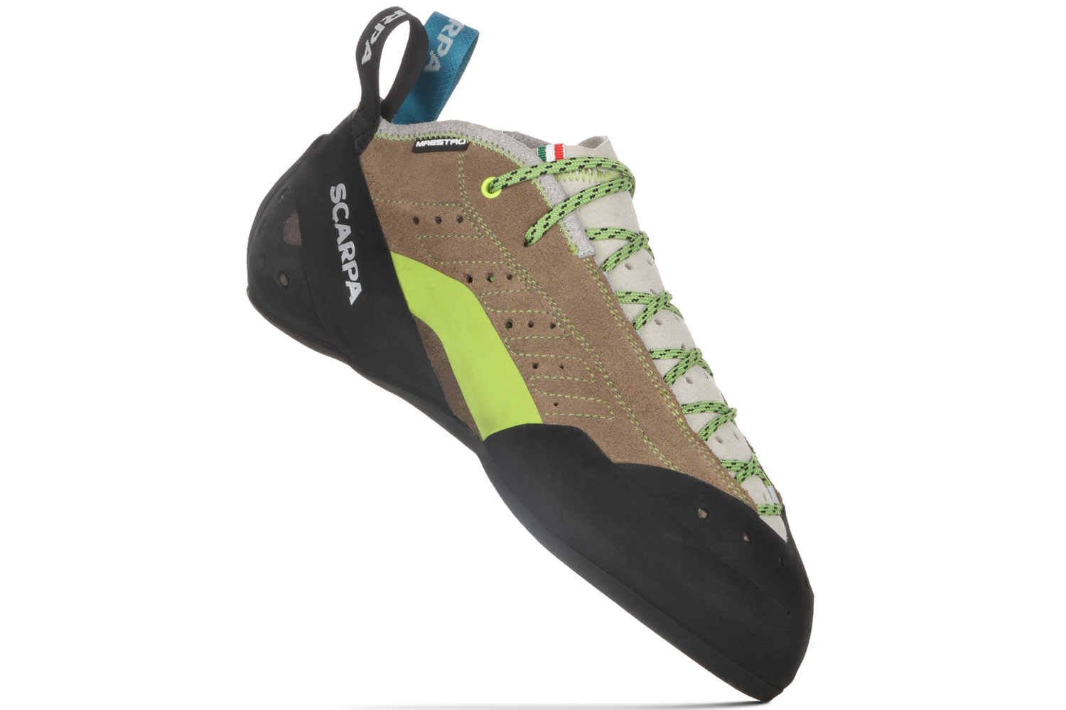 Scarpa Maestro Mid climbing shoes