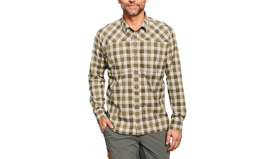 Orvis PRO Stretch Long Sleeve Shirt