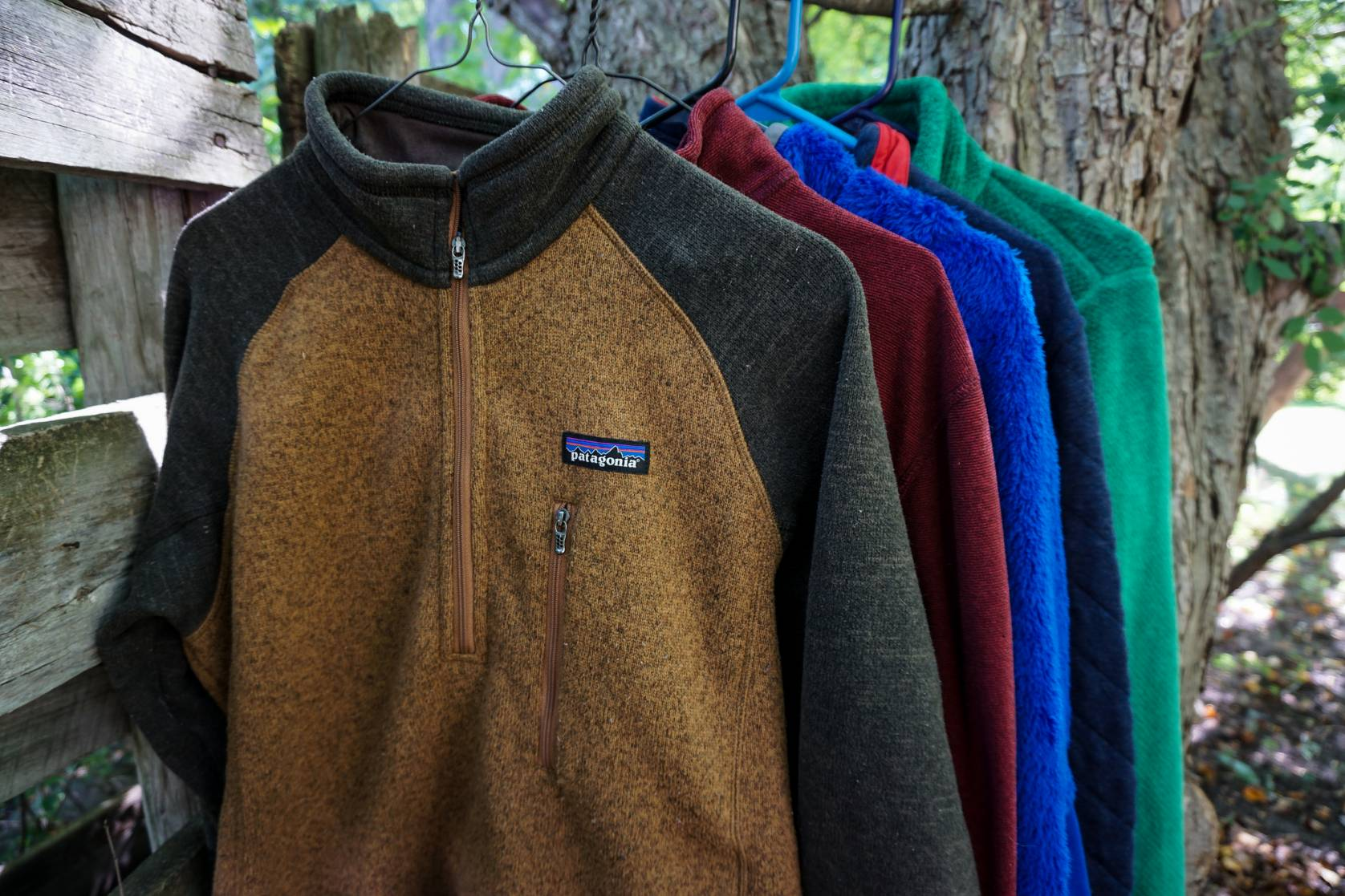 Patagonia Better Sweater Fleece Jackets and Vests on Sale