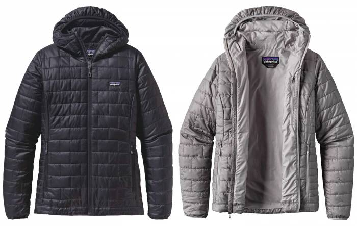 Patagonia Nano Puff Hooded Insulated Jacket On Sale