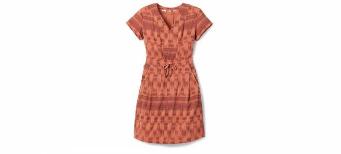 REI Aoraki Travel Dress on Sale