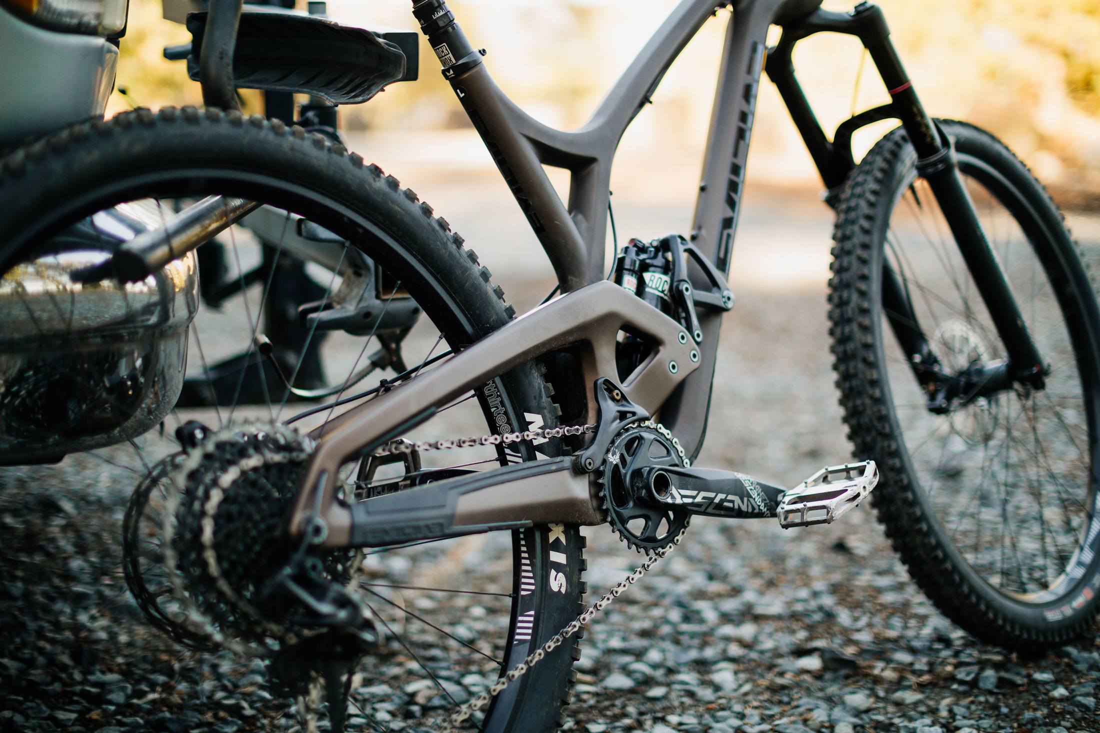 mountain bike component spec