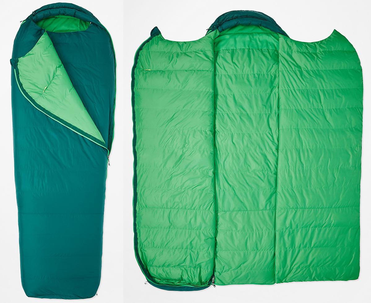 Marmot Yolla Bolly sleeping bag
