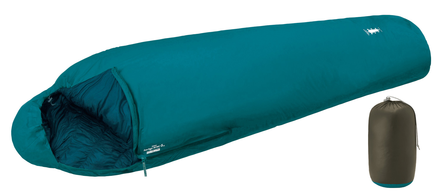 Montbell Down Hugger 900 #3 sleeping bag