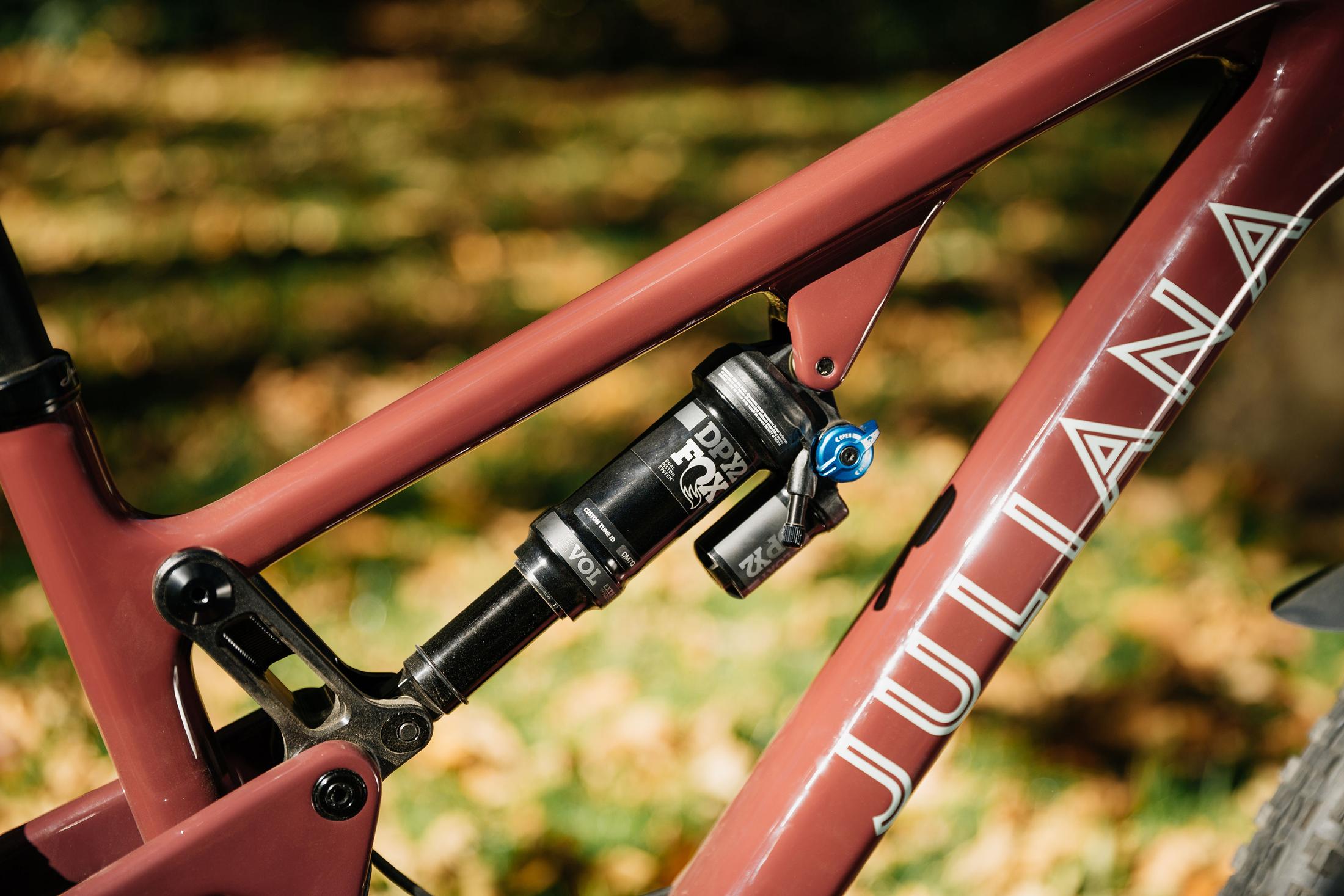 mountain bike rear suspension