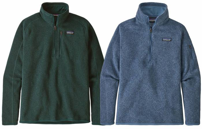 patagonia better sweater zip jacket
