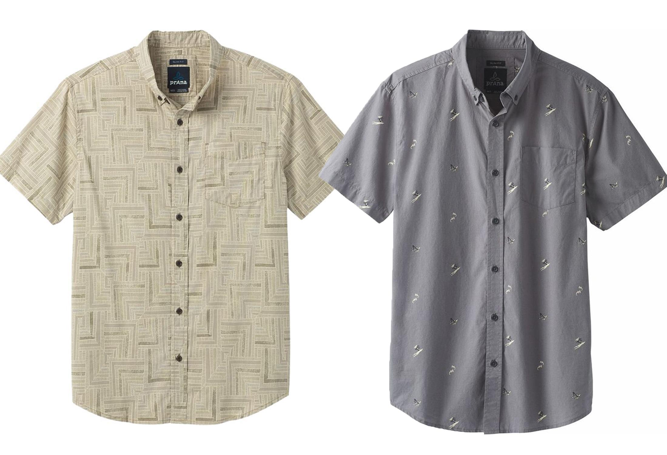 prana shirts