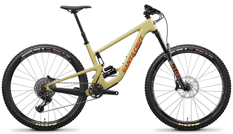 Santa Cruz Hightower C S mountain bike