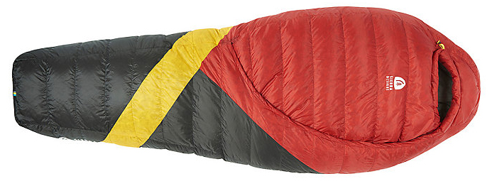 Sierra Designs Cloud 800 sleeping bag