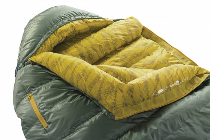 Therm-a-Rest Quest Air 20 degree sleeping bag