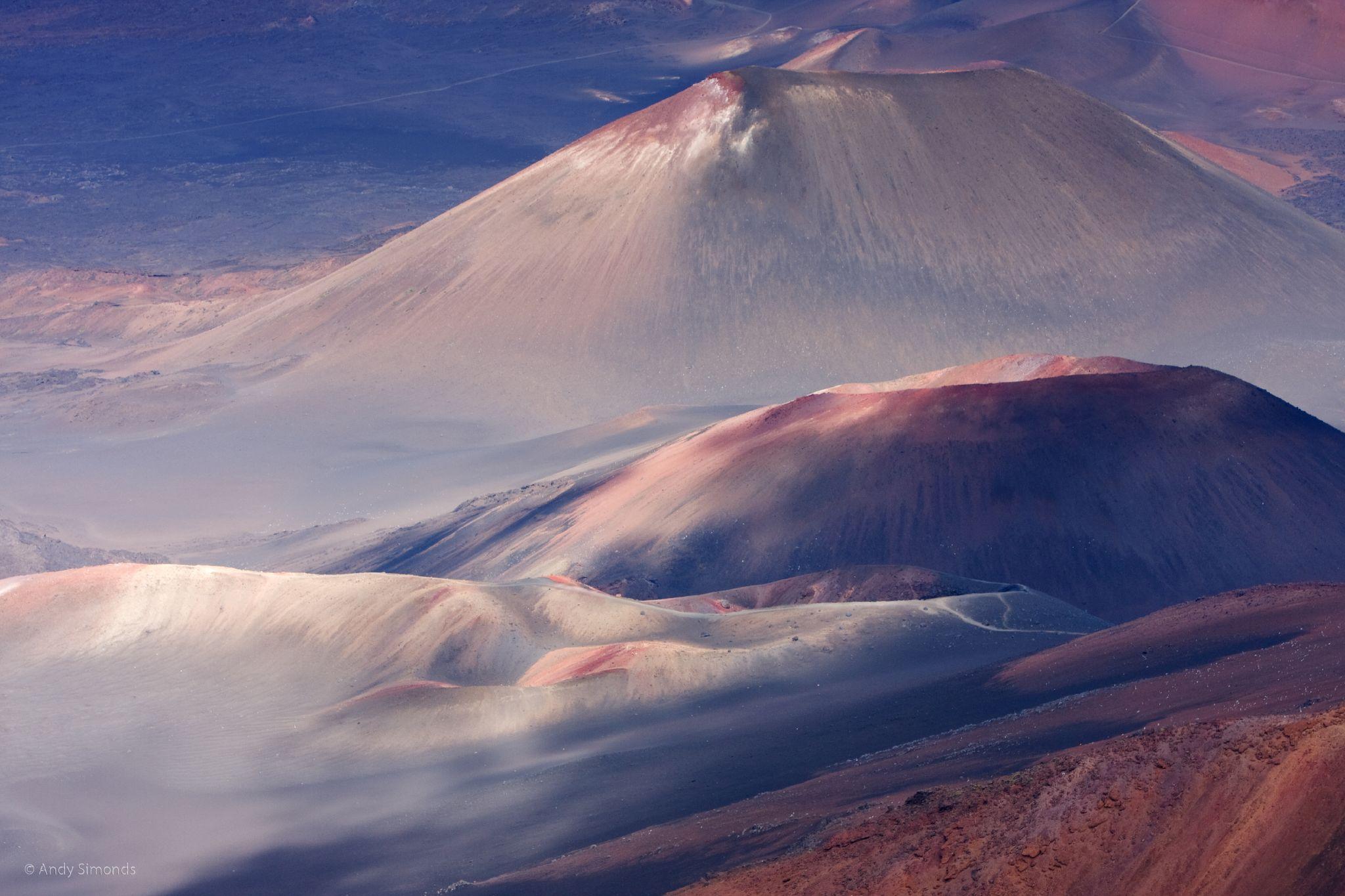 Sliding Sands Trail, Haleakala National Park